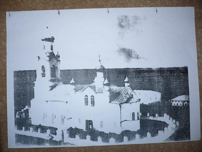 Крестовская церковь